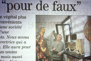 Publication in the Béziers CCI newspaper for the TPE award trophy