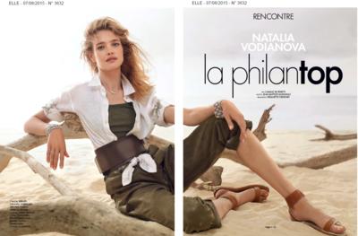 Deco-Nature et le magazine Elle