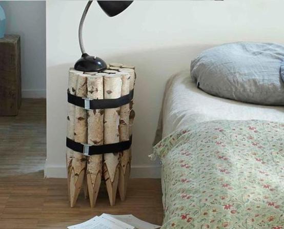 Meubles en bois fait main