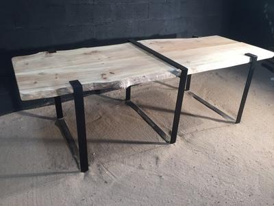 Table en bois flotté Océane
